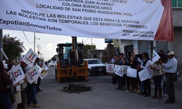 Invertirán 7 mdp en obra de Zapotlán
