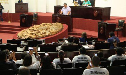 Presentan propuestas para magistrados del TJA