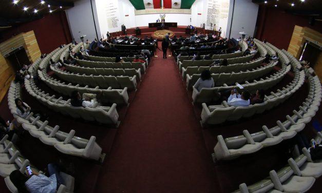 Designa Congreso local magistrados del TSJ