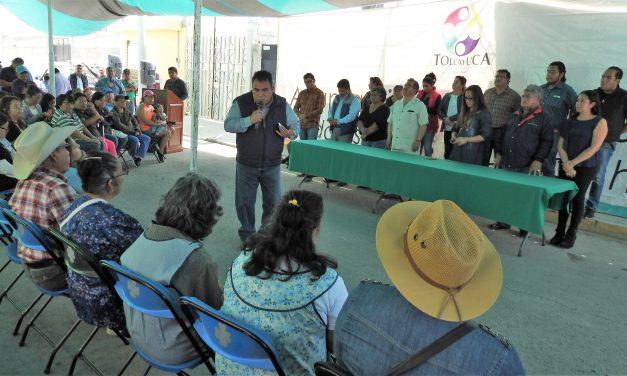 Alcalde de Tolcayuca dice no al crecimiento desordenado