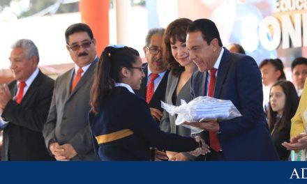 Encabeza Fayad inicio de ciclo escolar 2018-2019