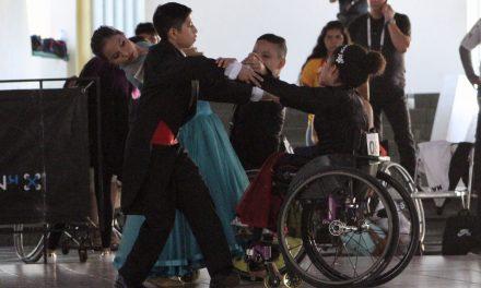 Danza deportiva ganó 2 oros en Paralimpiada