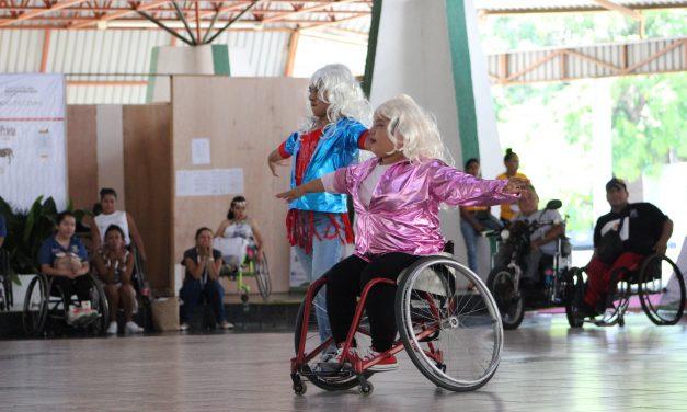 Danza deportiva cerró con dos platas en Paralimpiada