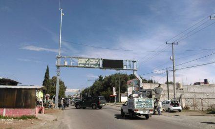 Activarán arcos carreteros en Tulancingo