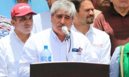 Morena, en espera de la designación del nuevo dirigente estatal