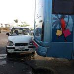 En Tulancingo, se registran 250 accidentes en un cuatrimestre