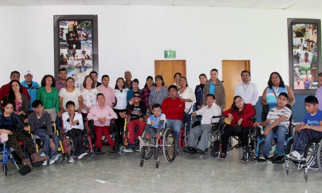 Conforman asociación de deportes para personas con parálisis cerebral