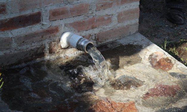 Agua tratada se usará para riego en Villa de Tezontepec