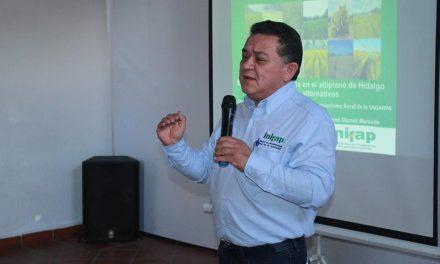 Presentan nuevas formas de cultivo enVilla de Tezontepec