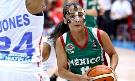 Tri femenil inicia con victoria en Centrobasket