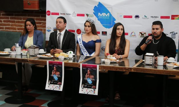 En agosto, certamen de belleza Miss Pachuca 2018