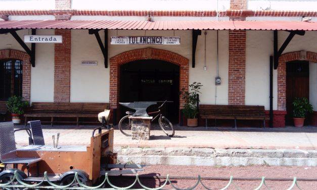 «El Niño» del Museo del Ferrocarril en Tulancingo