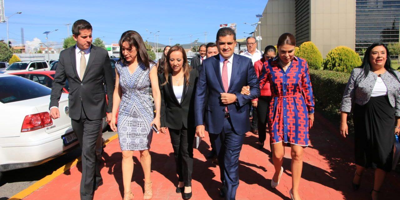Impugnación de Nuñez Vizzuet no transgrede al PRI