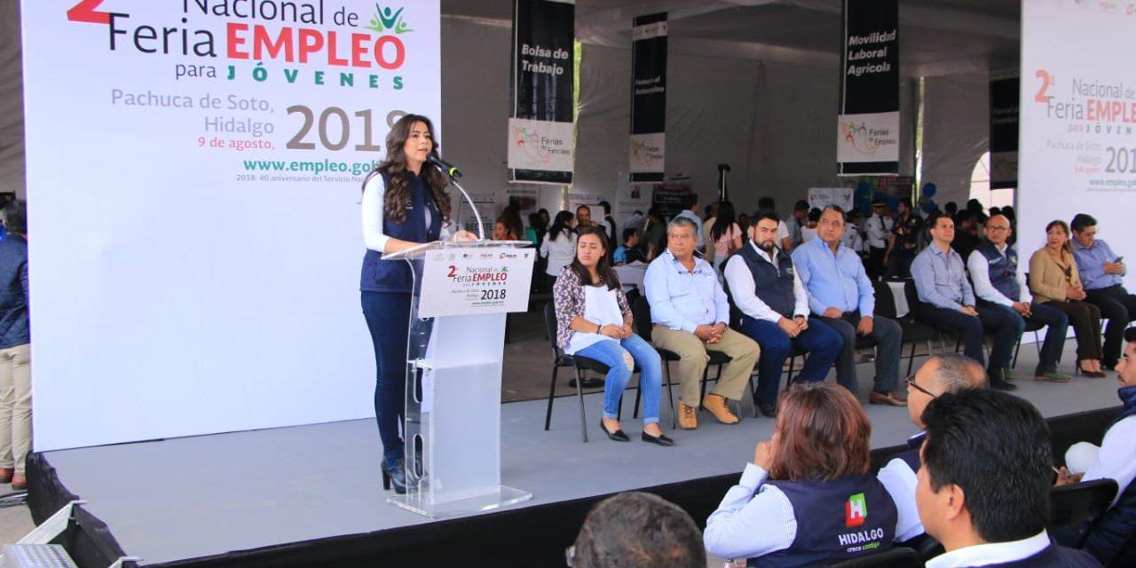 Existen 30 mil desempleados en Hidalgo