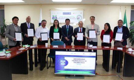 Tepeapulco y Utec firman convenio de colaboración