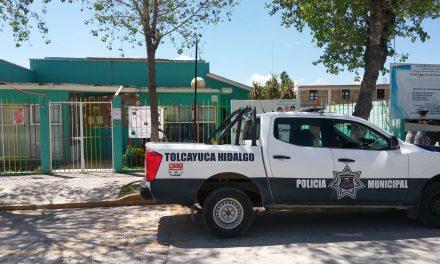 Habitantes de Tolcayuca se dicen inseguros