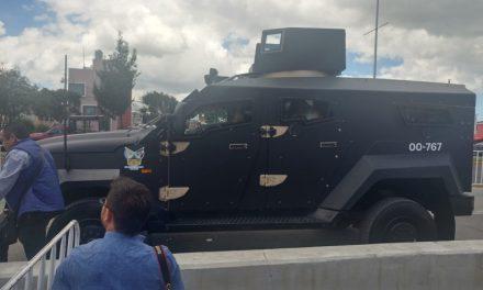 Gendarmería estará en Hidalgo