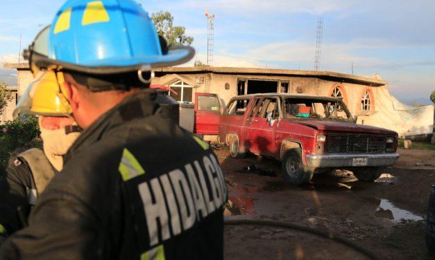 Explosión en Tlapacoya por huachicol
