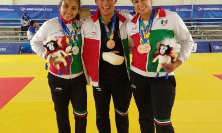 Hidalguenses consiguen 5 medallas en Centroamericanos