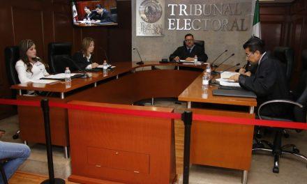 Invalida TEEH señalamientos contra Canek Vázquez y Miguel García