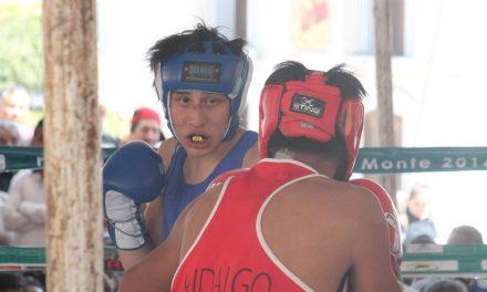 Hoy, final de torneo de box en el Benjamín Mora