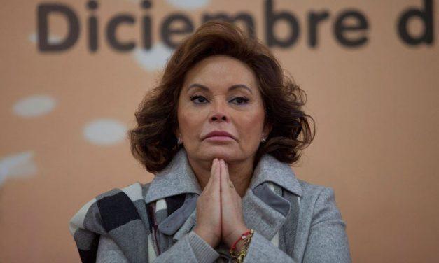 Elba Esther Gordillo, absuelta, informa su defensa
