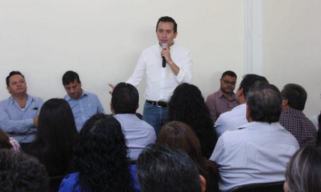 Núñez Vizzuet, diputado plurinominal: sala regional Toluca