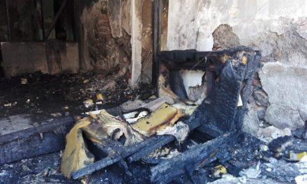 Se registran dos incendios en Pachuca; no hay lesionados
