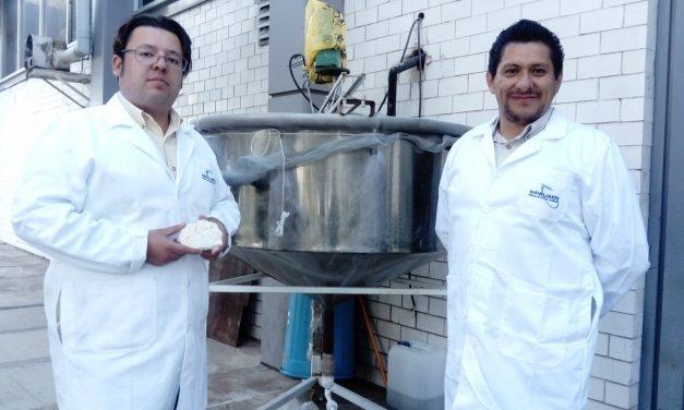 Investigadores buscan purificar caolín para usarlo industrialmente
