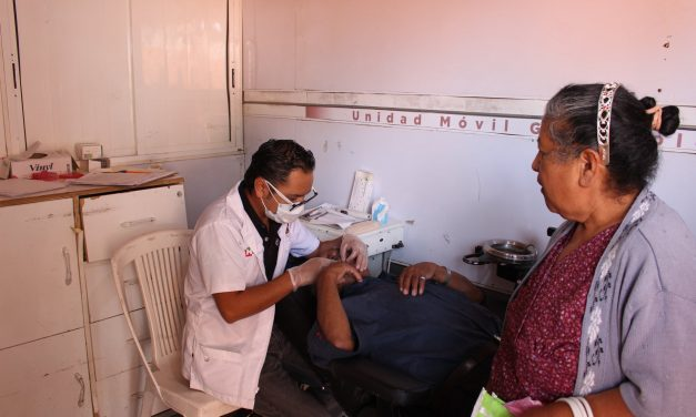 Atienden a adultos mayores en Tolcayuca