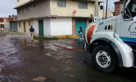 30 viviendas afectadas por la lluvia en Tizayuca