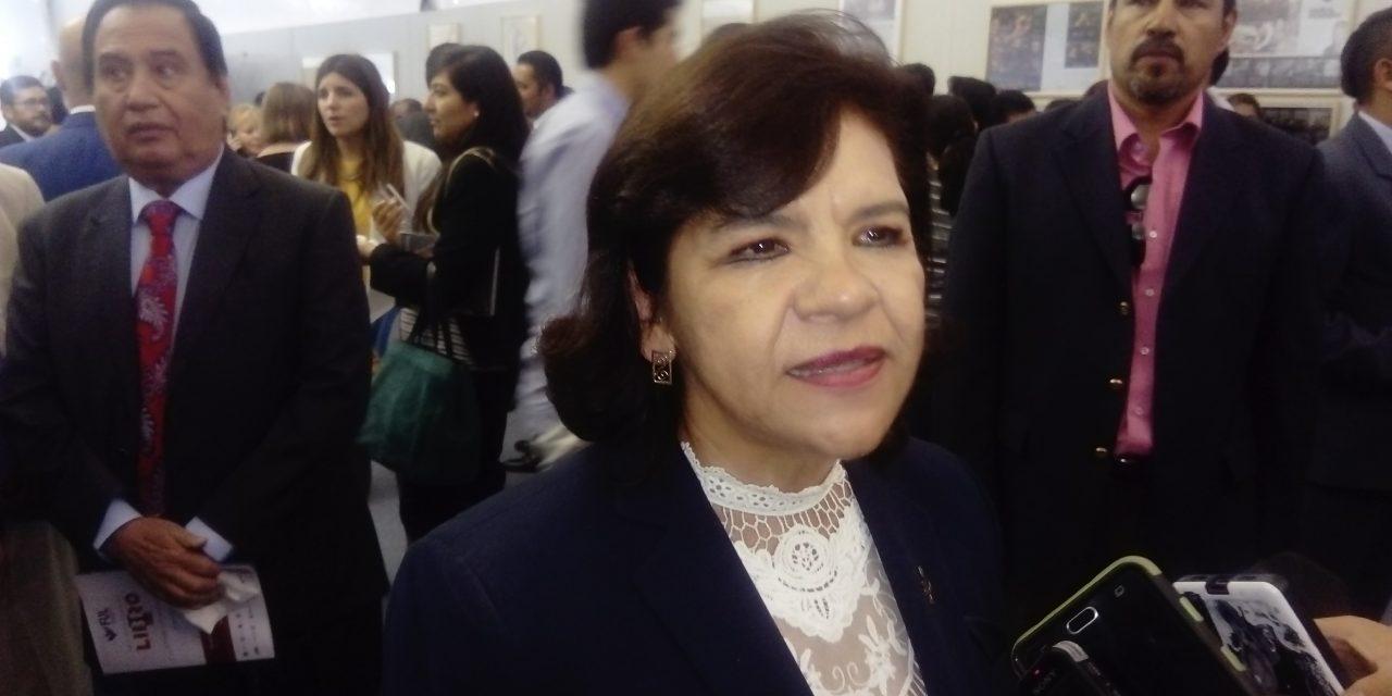 Lidia García no dejará su cargo al frente del SPAUAEH