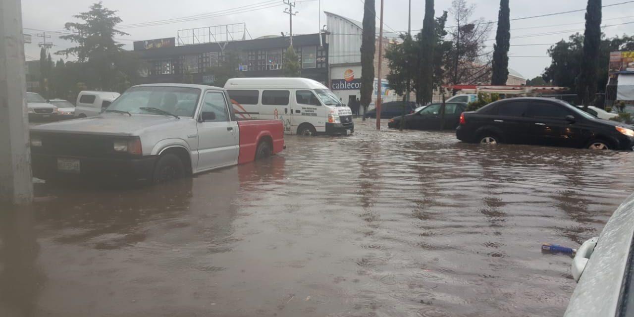 SSPH exhorta a extremar precauciones por lluvias