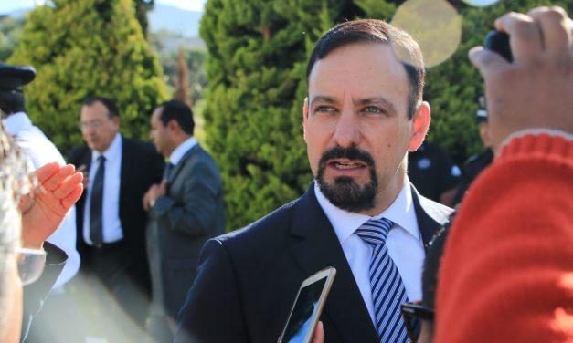 Delmar no descarta más detenciones por caso Olayet