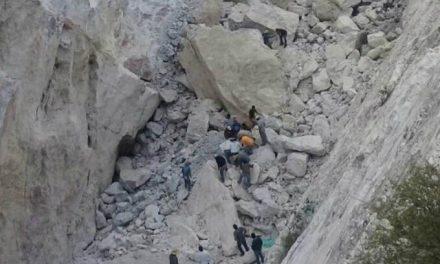 Posible falla geológica podría causar más derrumbes en mina