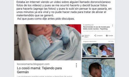 Falsa venta de bebés en Mundo del Bisne
