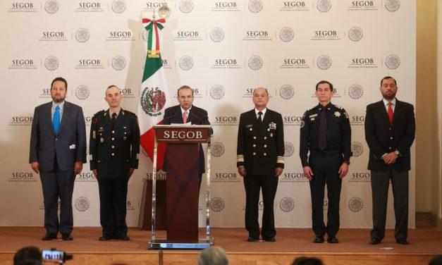 Capturan a Julio César «N», presunto líder de La Línea
