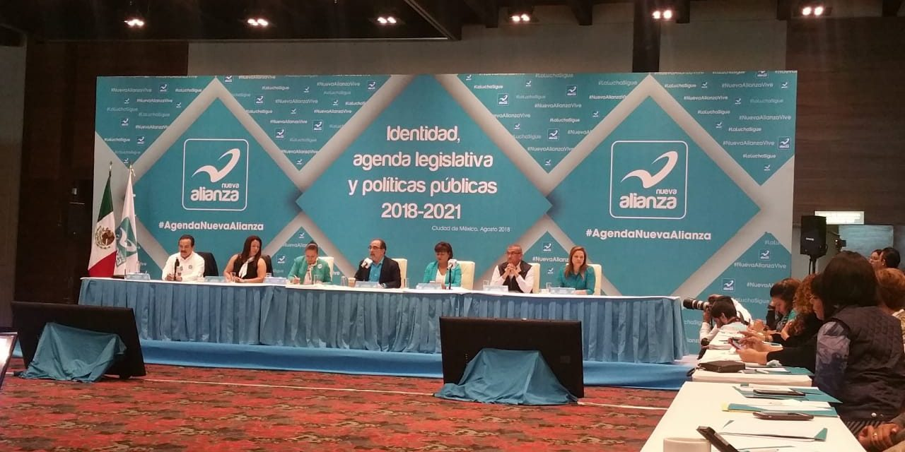 Aliancistas se reúnen para acordar agenda legislativa
