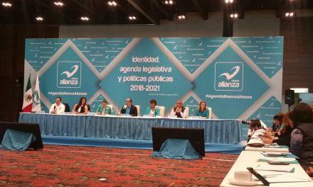 Nueva Alianza pide revisión de fórmula para financiamiento público