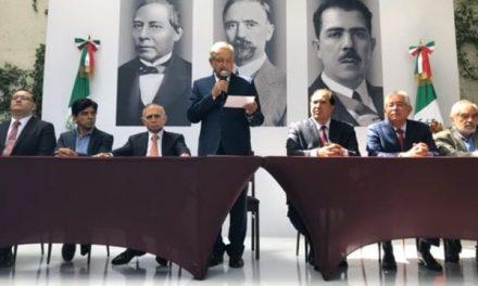 Andrés Manuel realiza nuevos nombramientos