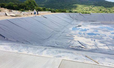 Construyen en Tolcayuca Olla de captación de agua