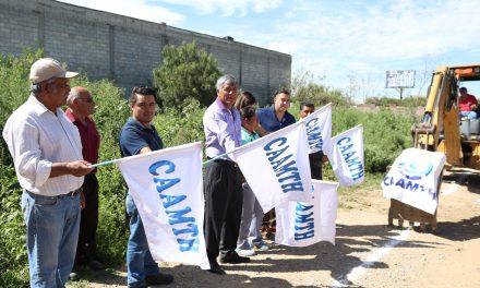 Llevarán agua potable a comunidad de Tizayuca