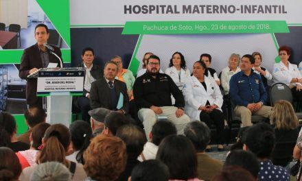 Inaugura Fayad Centro de Salud Jesús del Rosal