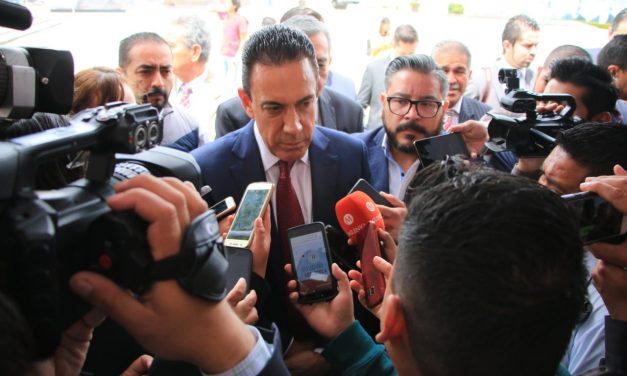 Fayad se reunirá con diputados electos de Morena