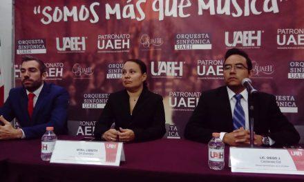 Anuncian temporada de conciertos de Orquesta Sinfónica