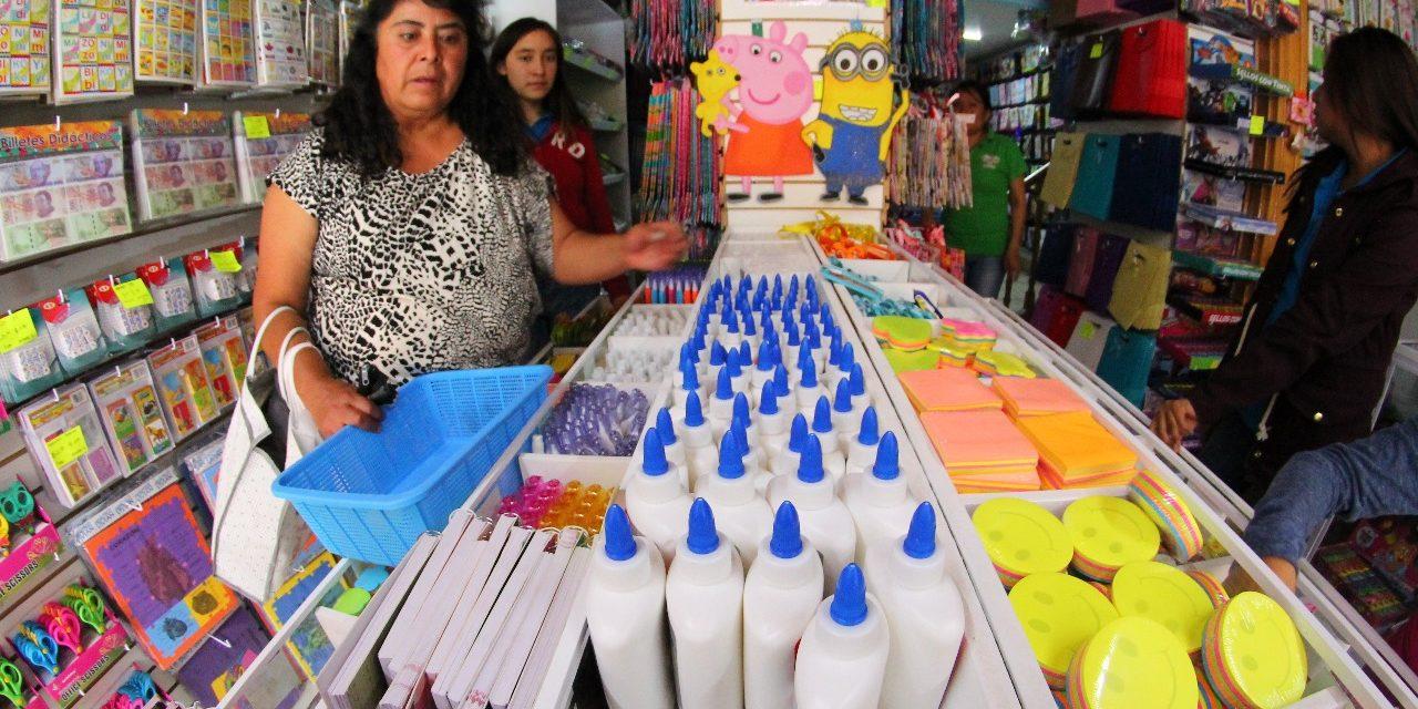 Cierran 25% de papelerías de Hidalgo por crisis