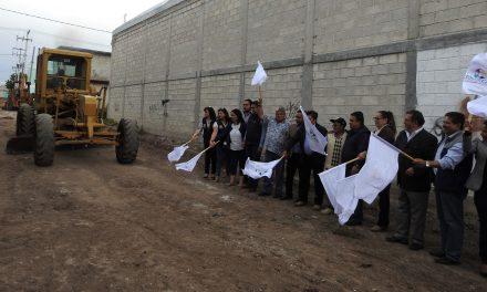 Pavimentarán 3 calles en Tolcayuca