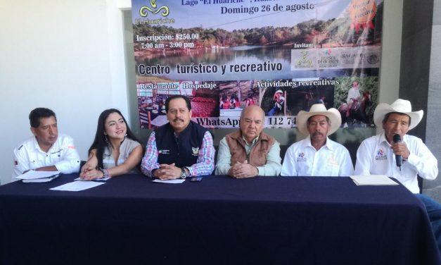 Anuncian concurso de pesca en «El Huariche»
