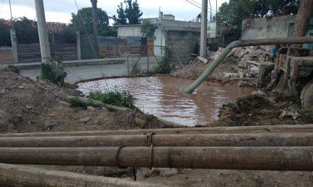 Perfora Obras Públicas pozo en Tulancingo