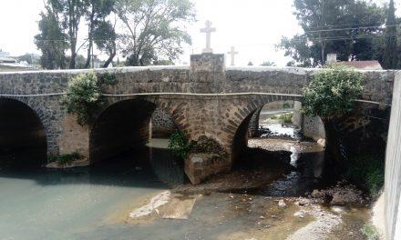 Puente de Ahíla, se mantiene firme con más de 190 años